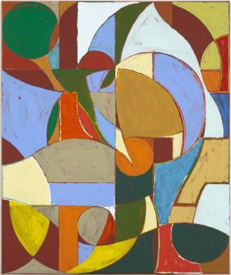 Adonis, 90 x 75 cm, 2009